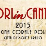 Corincanto 2015 - Esibizione della Corale Dolce canto a Leo di Monte Urano